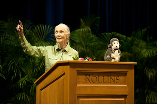 An Evening with Dr. Jane Goodall | by Rollins College