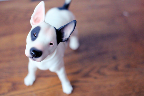 Iplehouse Pet Doll - Bull Terrier
