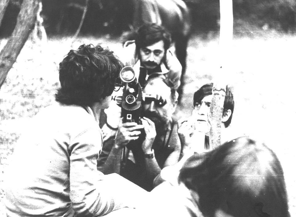 Նկարահանումների ժամանակ, 1981թ., Իջևան