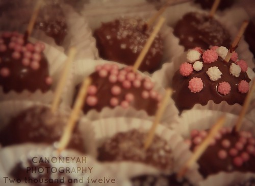 nutellah cake pop's. | by ♥canoneyah.
