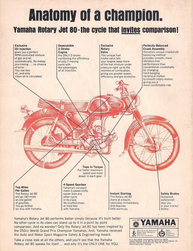 Yamaha YG1