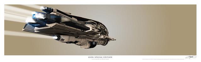Aeon Special Edition Art Print
