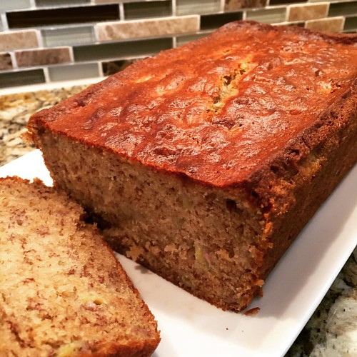 #bananabread #baking #fromscratch #formyfamily #famfriendsfood