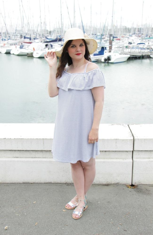 romantic_sailor_robe_bardot_epaules_denudees_blog_mode_la_rochelle_8