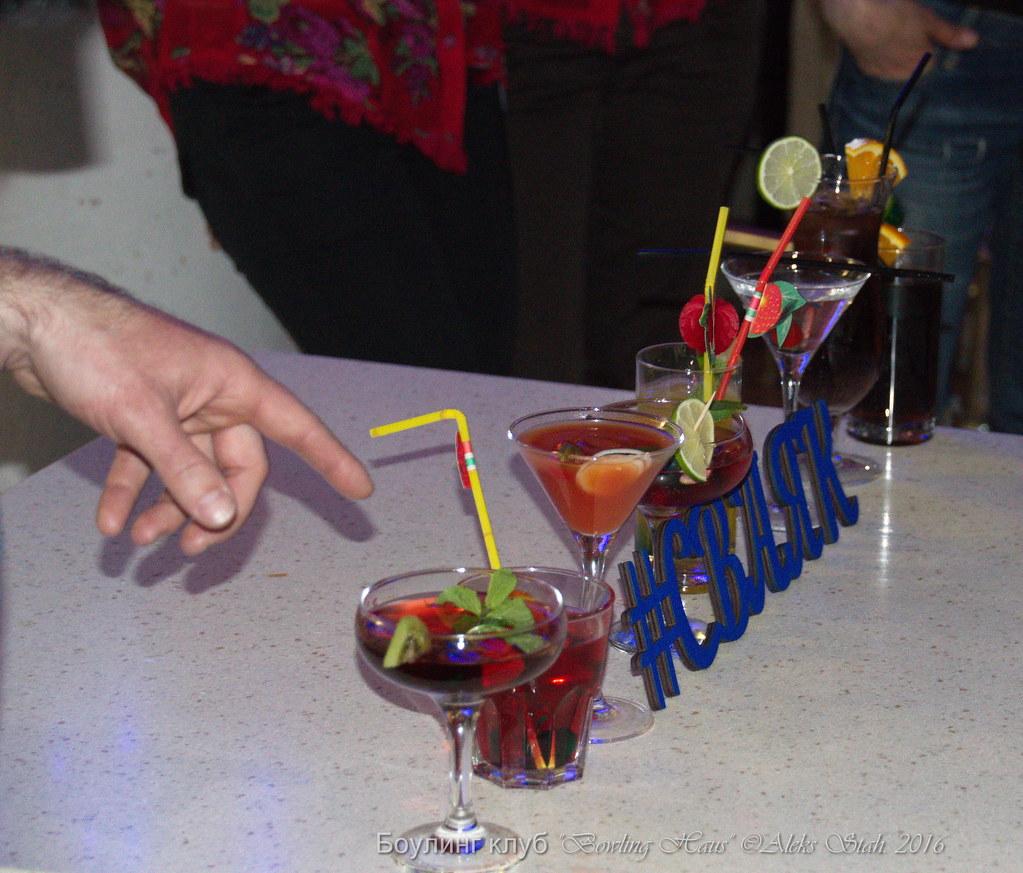 конкурс коктейлей