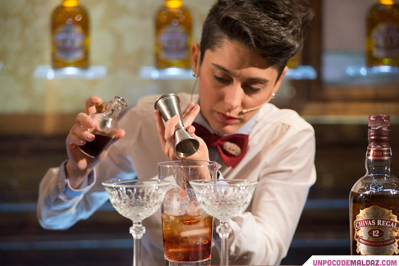 The Chivas Masters Competition
