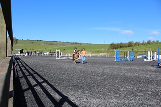 Show Jumping Show @ Brendons April 2016