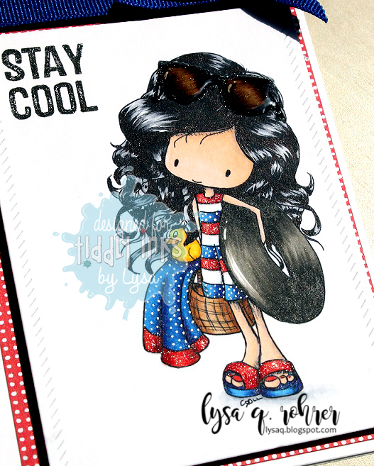 Stay Cool- sparkle