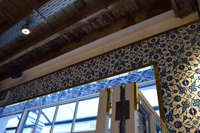 Wall Tiles at Le Bab, Soho | www.rachelphipps.com @rachelphipps
