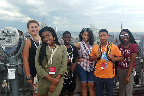 DMS STUDENTS TOUR NYC