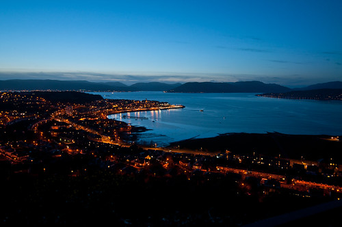 Clyde Estuary at dusk | by Johnny_7