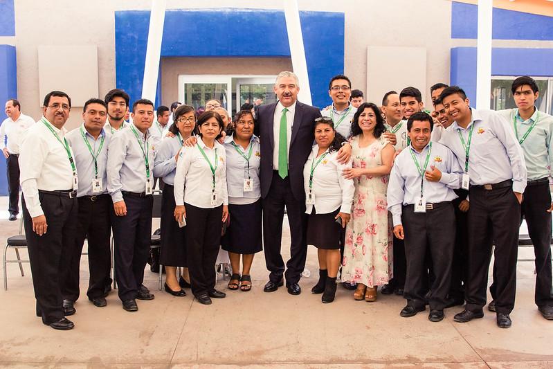Gobierno de Monterrey trabaja con Quiero ¡Vivir Sano! en la promoción y educación de la salud