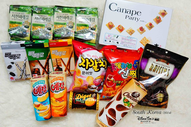 2014 South Korea Shopping Haul 02