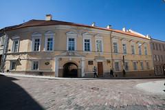 Дворец Бжостовских (Bžostovskių rūmai)