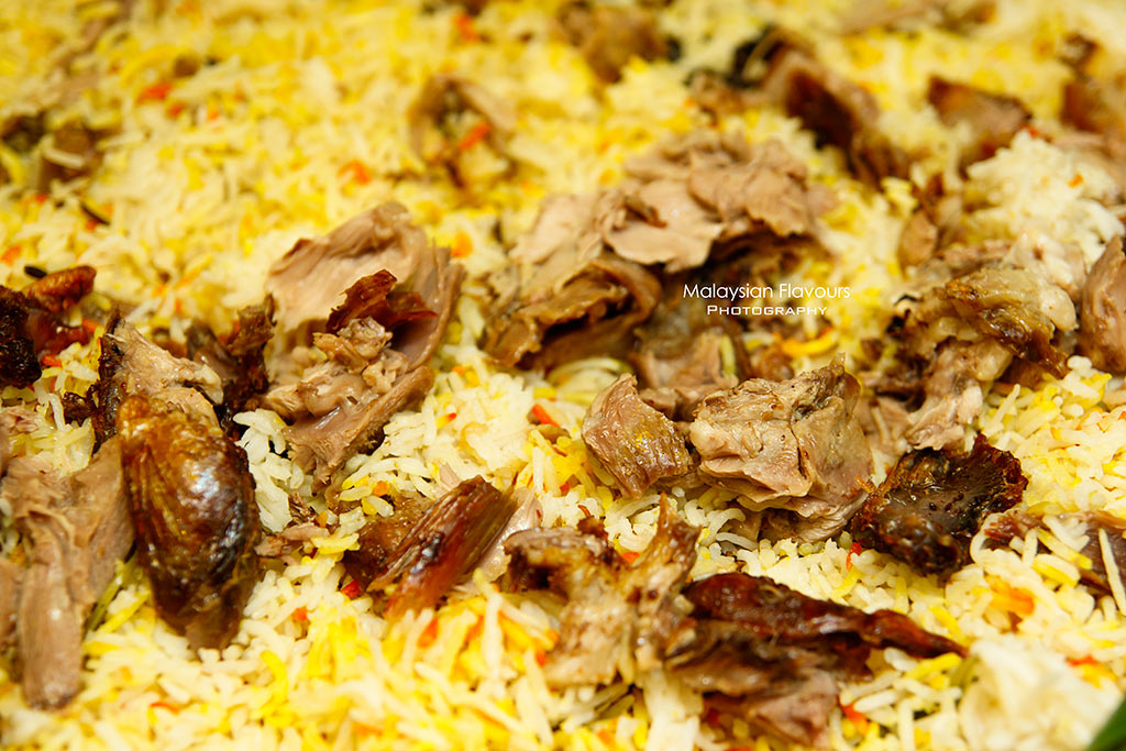 Ramadhan buffet 2016 La Maison Silka Maytower KL