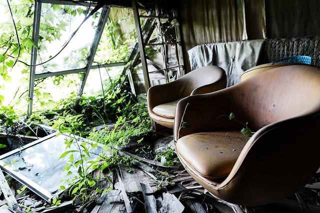 Izu abandoned Hotel