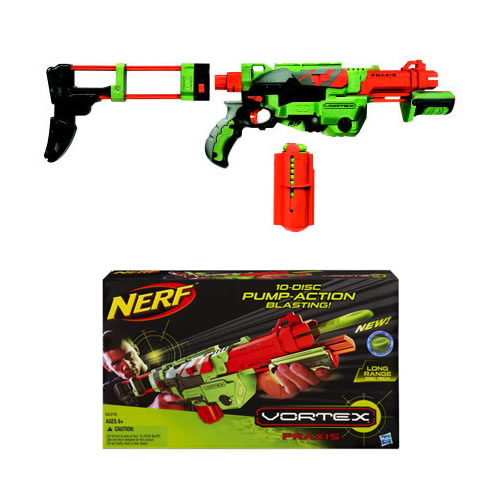 NERF Vortex Praxis | by supersavingsoutlet