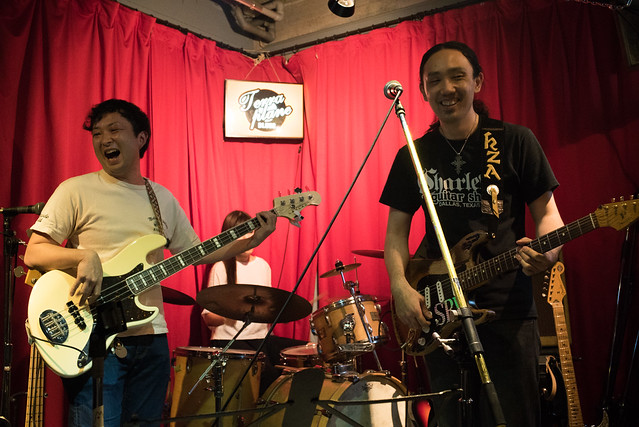 T.G.I.F. Blues Session at Terraplane, Tokyo, 10 Jun 2016 -00228