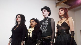 Team Goth (of How to Dance Goth) | by Odessa Lil