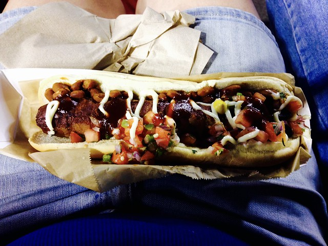 Foot-long Sonoran Dog