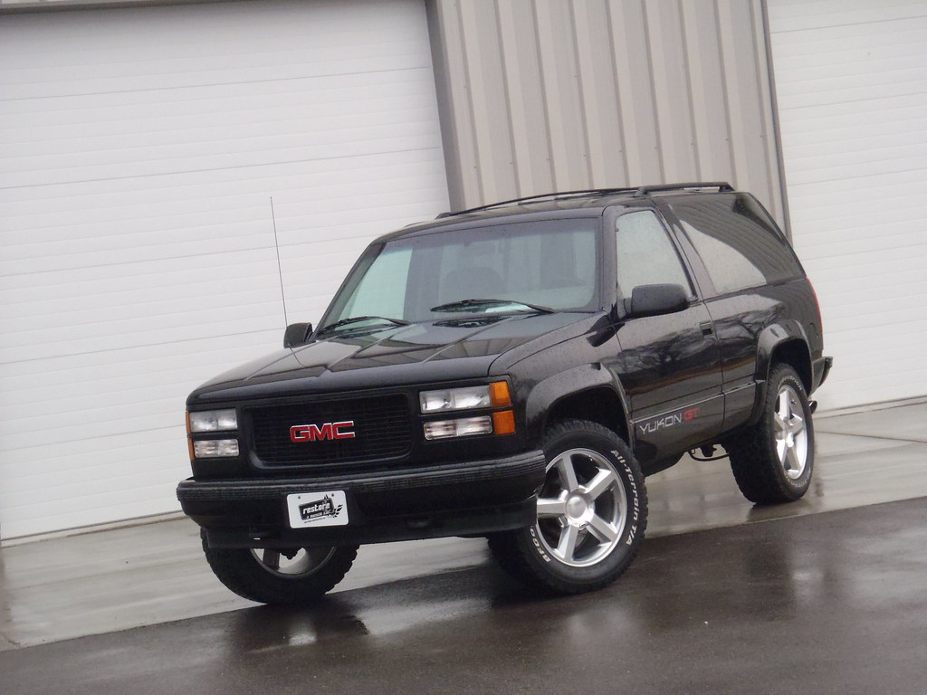 319 1994 Gmc Yukon Gt For Sale Flickr