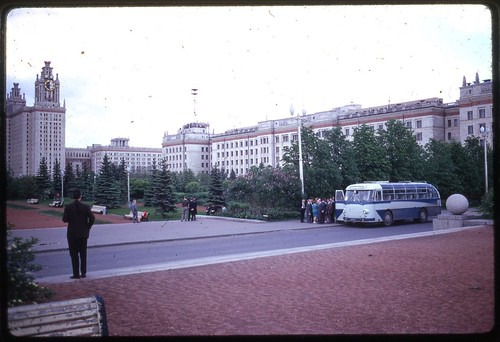 Stop the Bus - Moscow, 1969 | by Rob Ketcherside