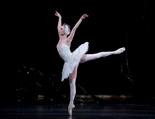 Sarah Lamb in Swan Lake © Bill Cooper/ROH 2012 | by Royal Opera House Covent Garden