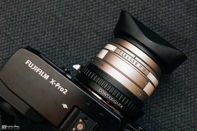Fujifilm X-PRO2 | The Film | 02