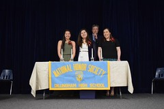 2016 National Honor Society Induction