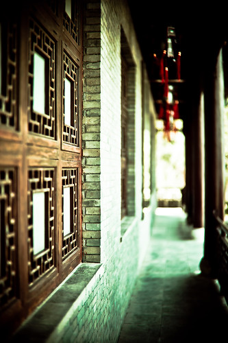 Chinese Building | by wilsonchong888
