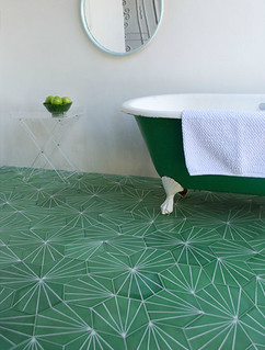 beautiful tiles | by the style files