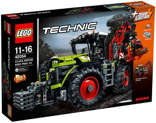 LEGO Technic 42054 box