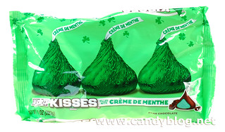 Hershey's Kisses Creme de Menthe | by cybele-