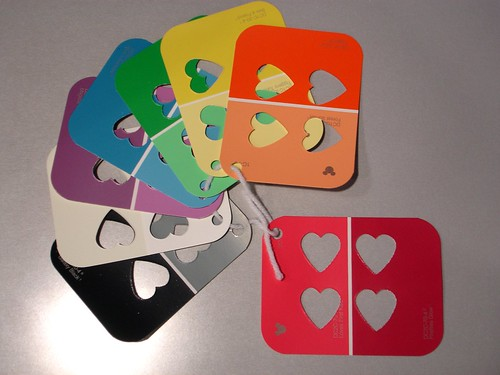 Color Matching Game Craft | by Clermont County Public Library