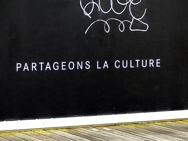 partageons la culture