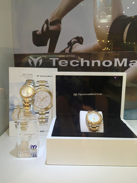 Patty Villegas - The Lifestyle Wanderer - Technomarine - Trade-up Launch - Philippines -1