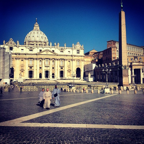 St Peter's Square | by baldheretic