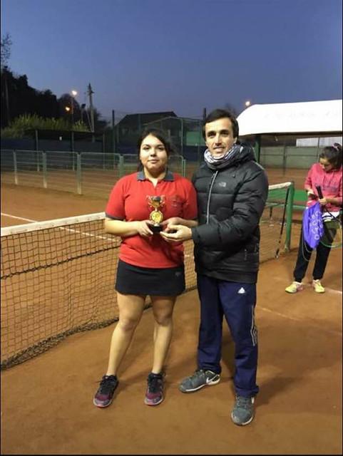 Circuito Interescolar y Tenis 10 en la Octava Región