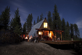 A-Frame-Cabin-Claraville-sequoia | by The Skeeto Lounge