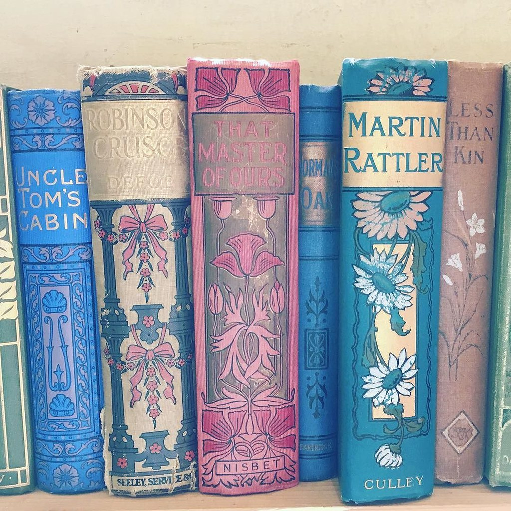 Look at these beautiful old books! #bookstagram #books #bookbloggers