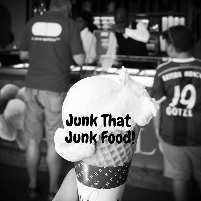 Junk That Junk Food!
