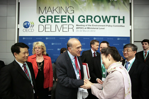 Making Green Growth Deliver | by Organisation for Economic Co-operation and Develop