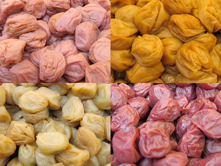Different kinds of umeboshi | by maki