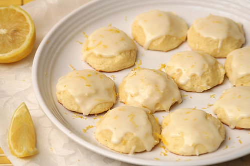 lemon ricotta cookies 6 | by crumblycookie