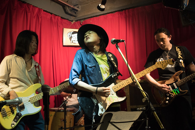 T.G.I.F. Blues Session at Terraplane, Tokyo, 10 Jun 2016 -00117