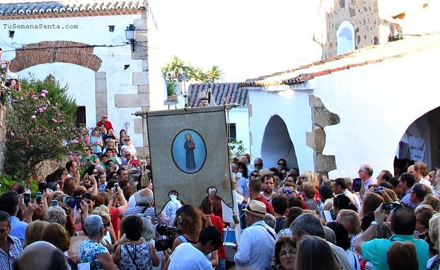 San Antonio procesión 2016 Cáceres