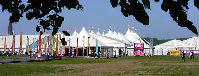 Tong Tong Fair, Den Haag, Malieveld