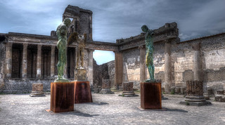 pictures from Pompeii
