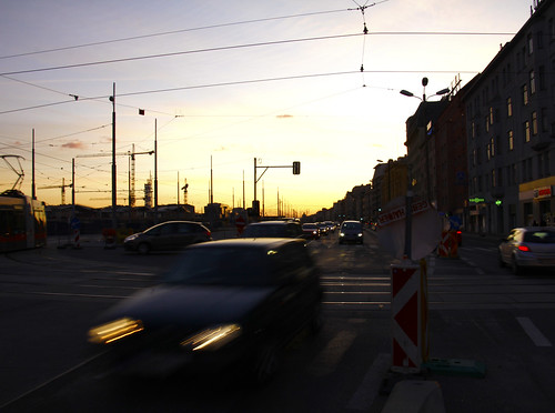 Street Sundown | by C_MC_FL