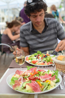 29th May 2012 - Lunch in Nuits St Georges | by The Hungry Cyclist